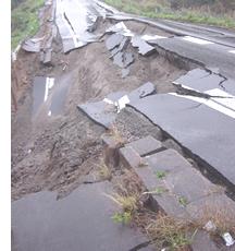 地震の震度