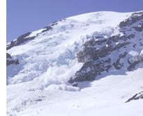 雪崩の災害